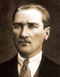 Puzzle mit Mustafa Kemal Atatürk