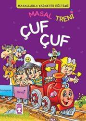 Türkisches Kinderbuch: Masal Treni Cuf Cuf