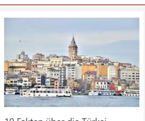 Das Online-Magazin für alles Türkische
